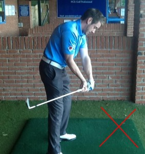 Understand Your Wrist Hinge Stephen Packer Pga